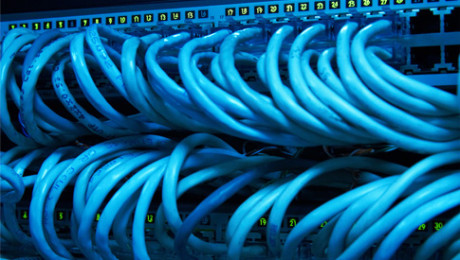 Certified structured cabling--get connected, stay connected.